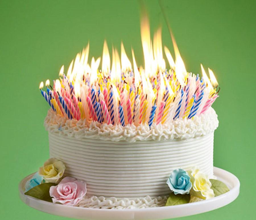 Birthday Cake Military